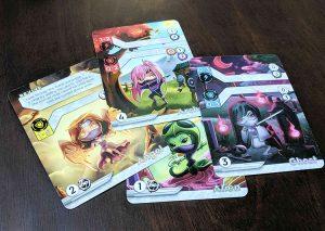 Tiny Ninjas Cards
