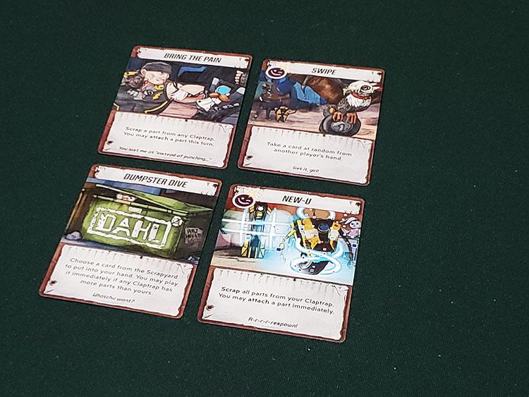 Tiny Tinas Robot Tea Party Card Games Borderlands