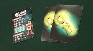 3 Laws of Robotics Keys