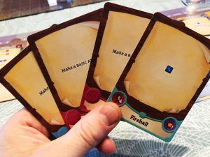 Adventure Tactics Cards