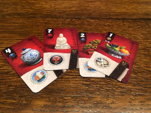 Gugong Cards