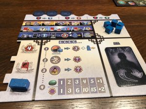 Gugong Player Board