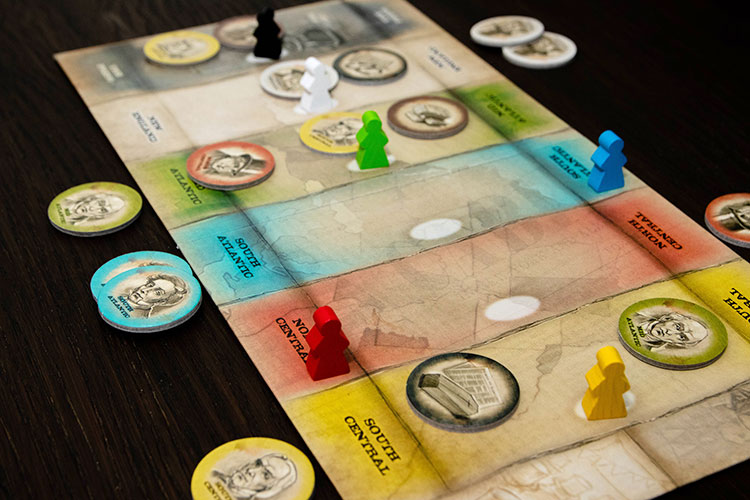 Revolution of 1828 Game Experience