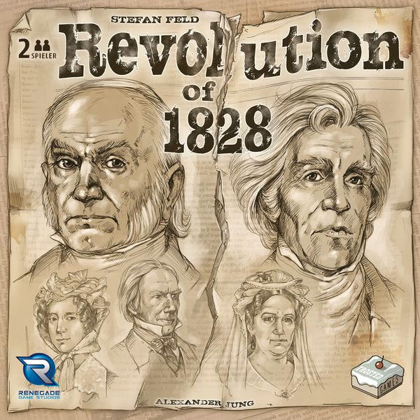 Revolution of 1828 Review