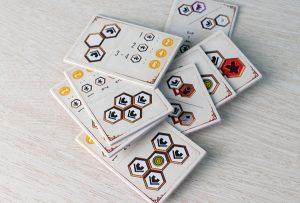 Scythe Modular Board Tiles