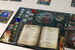 Sorcerer Player Board