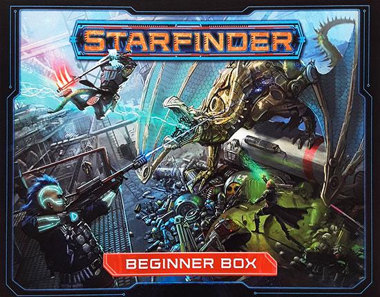 Starfinder Beginner Box Review | Board Game Quest