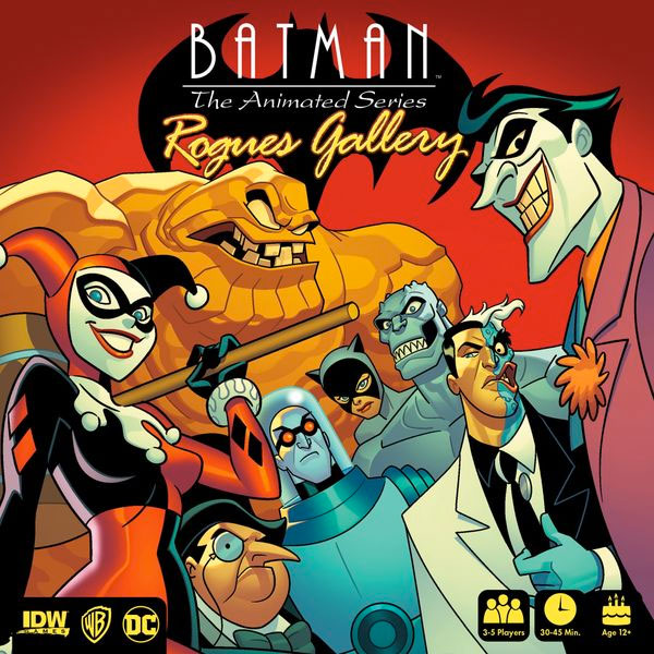 Batman: The Animated Series Rogues Gallery image