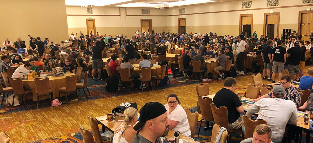 Gen Con Open Gaming