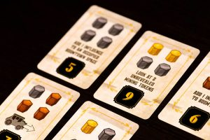 Gold West Cards