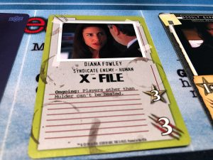 Legendary Encounters: X-Files Card