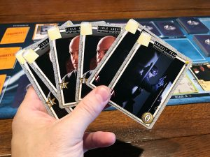 Legendary Encounters: X-Files Hand