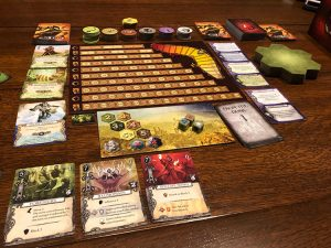 Mage Knight: Ultimate Edition Board