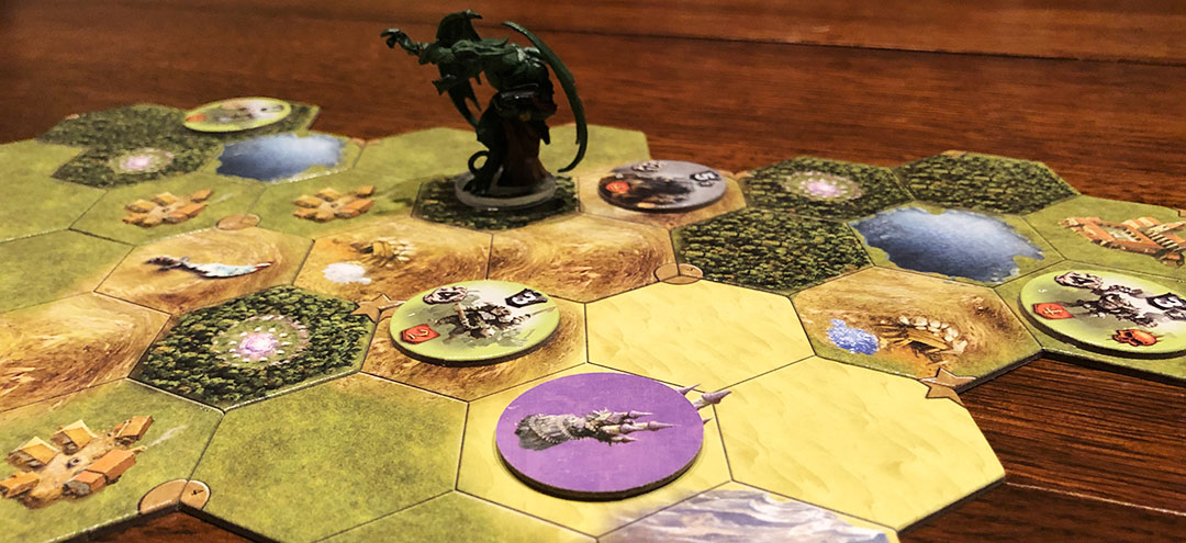 Mage Knight: Ultimate Edition Review