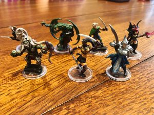 Mage Knight: Ultimate Edition minis