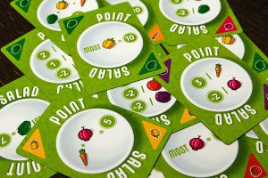 Point Salad Points