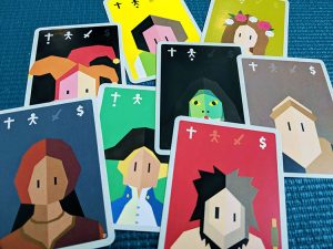 Reigns Cards