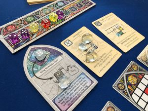 Sagrada Passion Cards