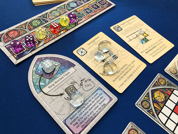 Sagrada: The Great Facades – Passion Expansion Review
