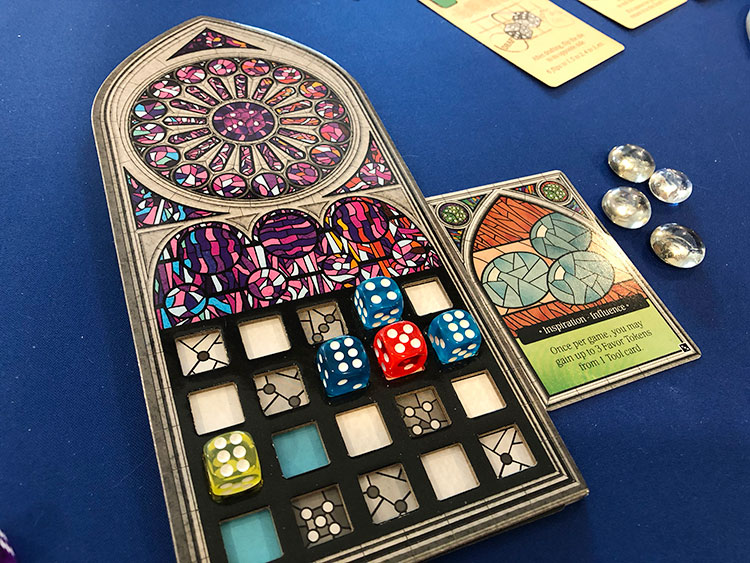 Sagrada Passion Game Experience