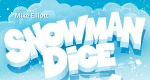 Snowman Dice