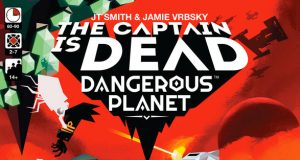 The Captain is Dead: Dangerous Planet