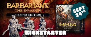 Barbarians Invasion