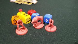 Jagged Alliance Dice
