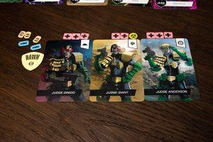 Judge Dread: The Cursed Earth Judges