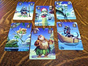 Miaui Cards