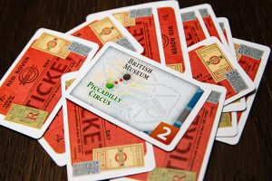 Ticket to Ride: London Routes