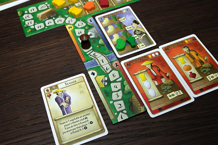 At the Gates of Loyang Game Experience