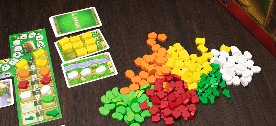 At the Gates of Loyang Review