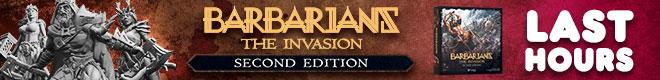 Barbarians Invasion