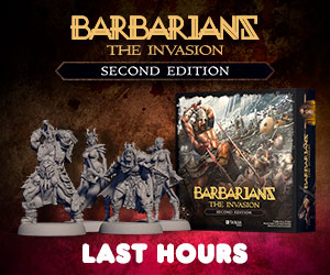 Barbarians Invasion Square