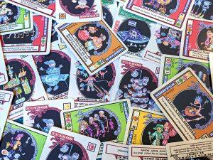 Bizarre Bazaar Cards
