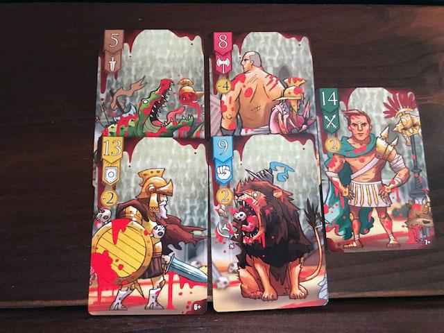 Gorus Maximus Cards