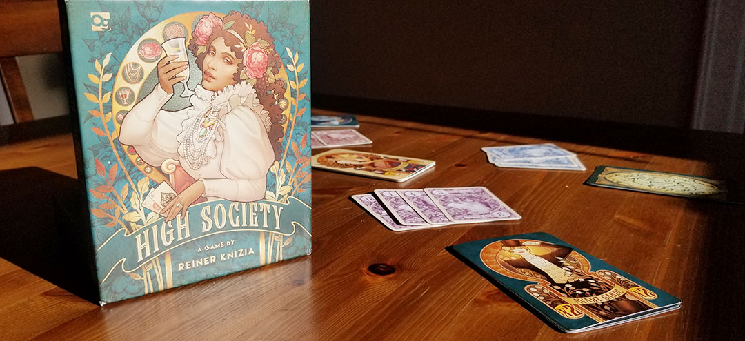 High Society Review