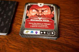 Horrified Monster Card