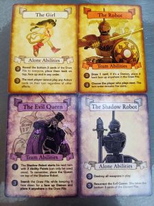 The Girl and the Robot Cards