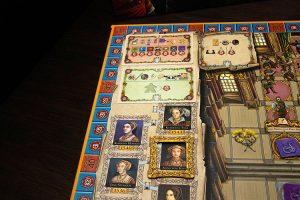 Tudor Board