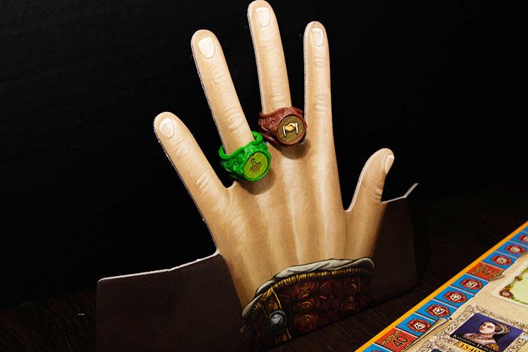 Tudor Hand