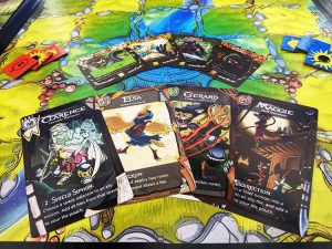 AlderQuest Cards