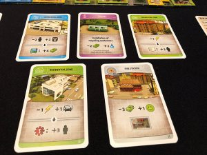 Cities: Skylines – The Board Game Cards