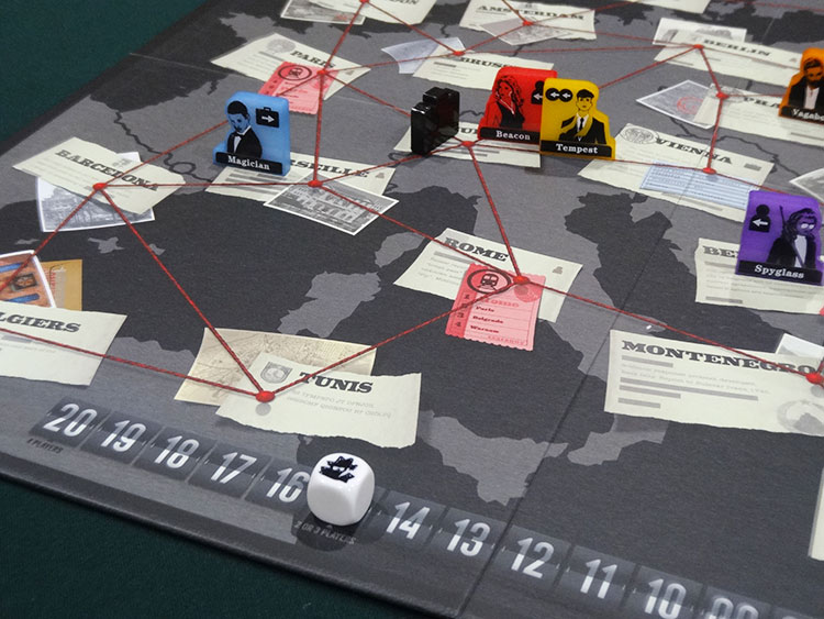 Conspiracy Game Experience