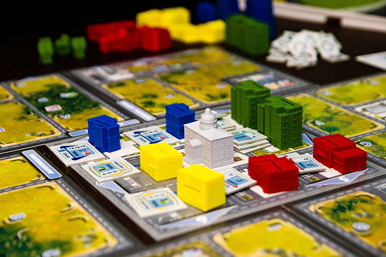 Magnate: The First City Game Impressions