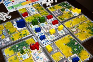Magnate: The First City Gameplay
