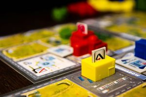 Magnate: The First City Tokens
