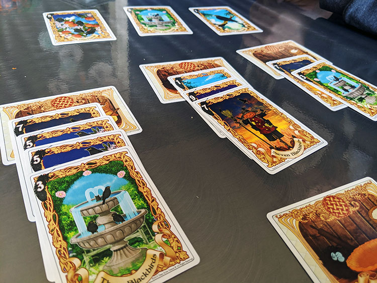 Sixpence Bakery Game Experience