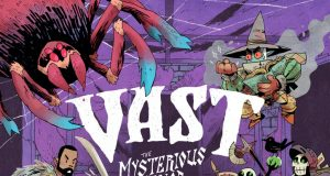 Vast: Mysterious Manor